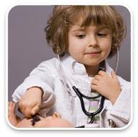 Erste Hilfe für Kinder, mit Kindern, Ersthelfer von Morgen