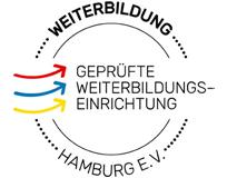 Von der Weiterbildung Hamburg geprüft.