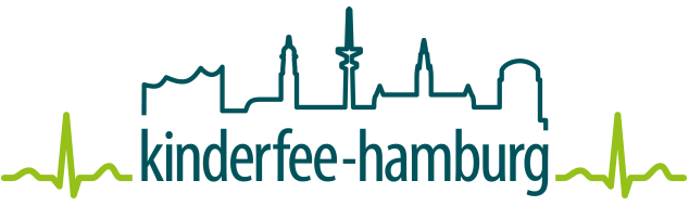 Kinderfee Hamburg - Erste Hilfe am Kind Logo